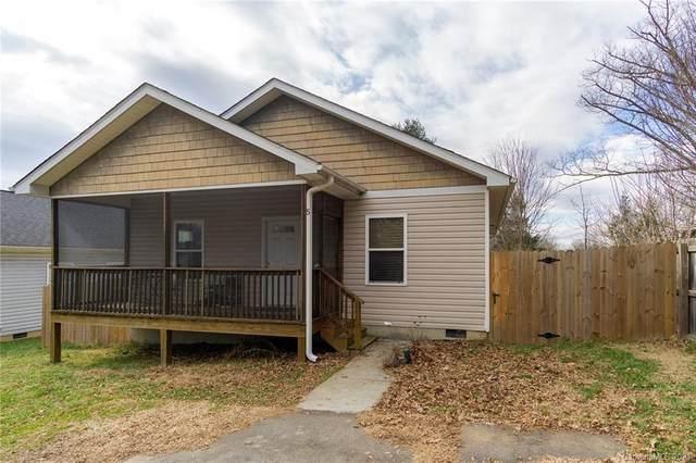 5 Harmony Lane, Asheville, NC 28803 (#3699773) :: BluAxis Realty