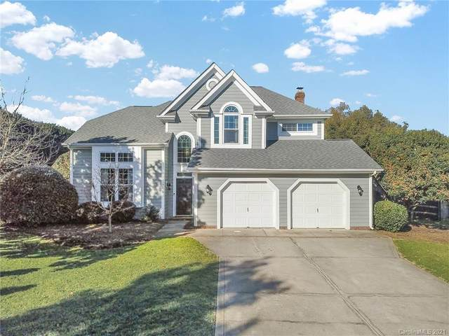14332 King Eider Drive, Charlotte, NC 28273 (#3699842) :: The Elite Group