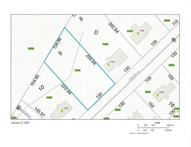 00 Alberry Avenue, Lincolnton, NC 28092 (#3700100) :: Willow Oak, REALTORS®