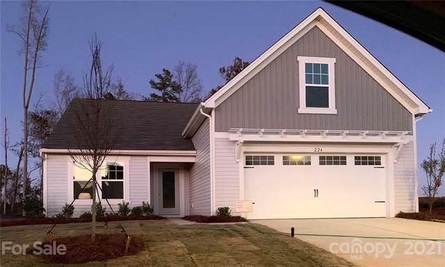 224 Hidden Lakes Road, Statesville, NC 28677 (#3700236) :: Ann Rudd Group