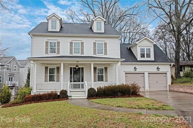 509 Spring Street, Davidson, NC 28036 (#3700293) :: Exit Realty Vistas