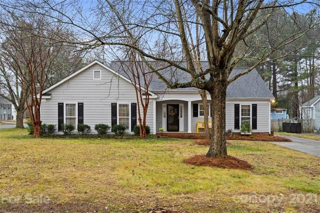 4301 Chadwell Lane, Charlotte, NC 28269 (#3700642) :: The Mitchell Team
