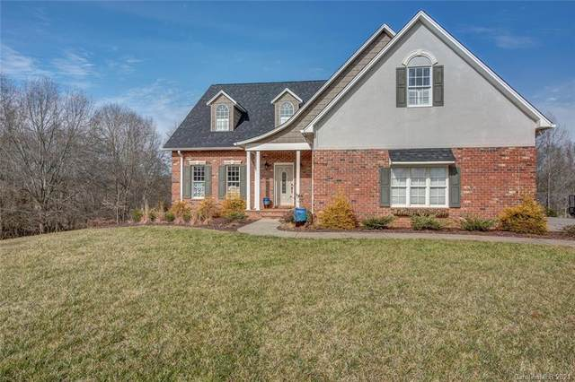 1021 Posting Place, Shelby, NC 28152 (#3700733) :: LePage Johnson Realty Group, LLC