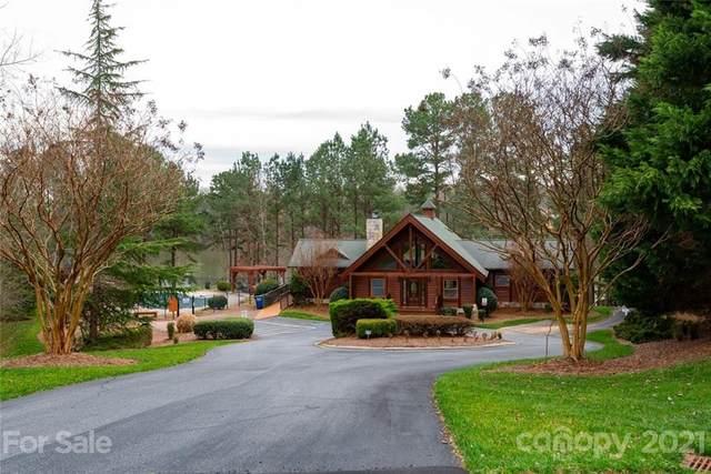 Lot #107 Greens Road, Granite Falls, NC 28630 (#3700858) :: DK Professionals