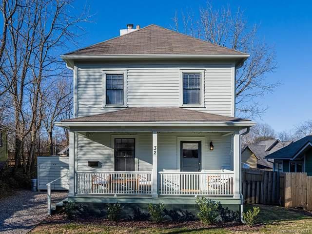 32 Forsythe Street, Asheville, NC 28801 (#3701101) :: Caulder Realty and Land Co.