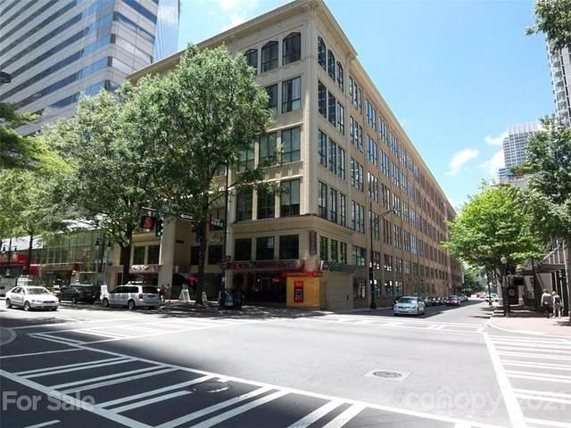127 Tryon Street N #416, Charlotte, NC 28202 (#3701346) :: Ann Rudd Group