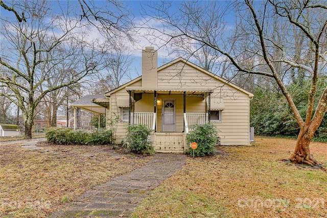 4240 Dinglewood Avenue, Charlotte, NC 28205 (#3701351) :: Keller Williams South Park
