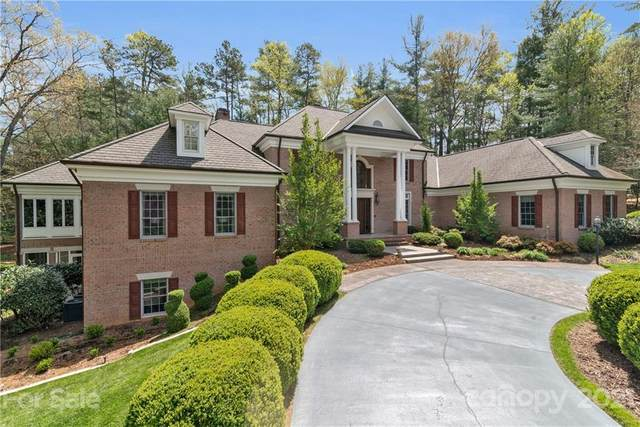 15 Cedar Hill Drive, Asheville, NC 28803 (#3701588) :: The Allen Team