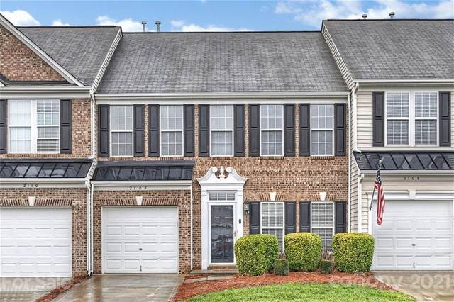 2108 Mondo Lane, Indian Trail, NC 28079 (#3701730) :: Home and Key Realty
