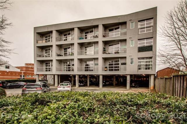 1611 Central Avenue #400, Charlotte, NC 28205 (#3702536) :: LePage Johnson Realty Group, LLC