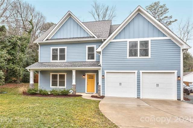 2805 Shamrock Drive, Charlotte, NC 28205 (#3702561) :: LePage Johnson Realty Group, LLC
