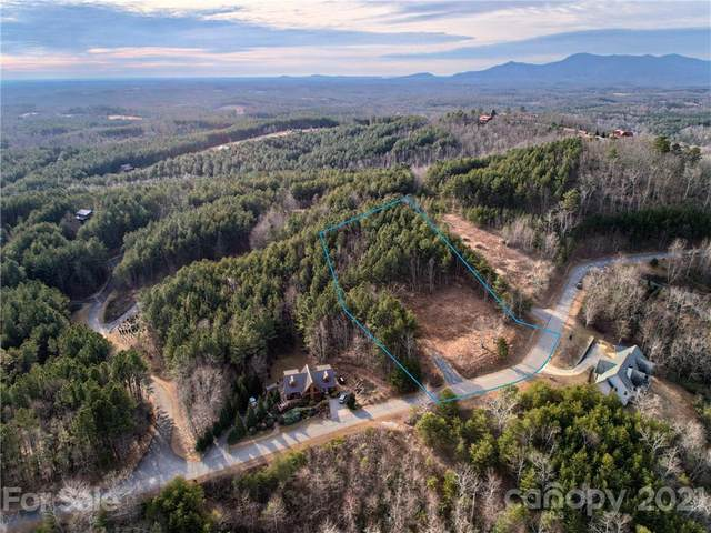 0 Boulder Ridge Road Lot 63, Lake Lure, NC 28746 (#3702736) :: High Performance Real Estate Advisors