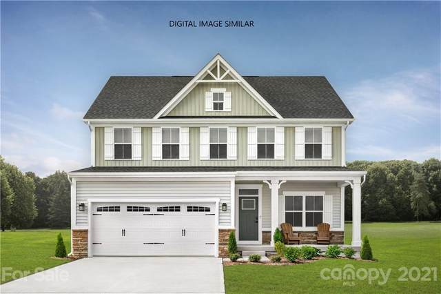 1339 Augustus Beamon Drive #80, Indian Trail, NC 28079 (#3702750) :: Stephen Cooley Real Estate Group