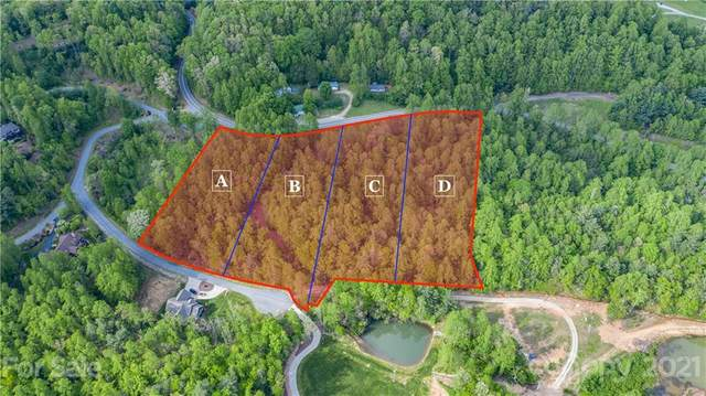 9999 Highlander Falls Way Lot A, Zirconia, NC 28790 (MLS #3703211) :: RE/MAX Journey