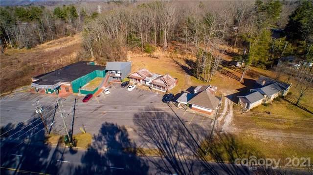 2188 Hendersonville Road, Arden, NC 28704 (#3703265) :: BluAxis Realty