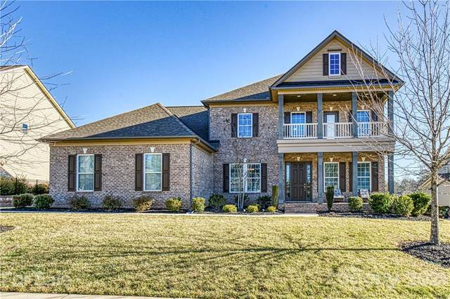2017 Perry Pond Drive, Waxhaw, NC 28173 (#3703285) :: Bigach2Follow with Keller Williams Realty