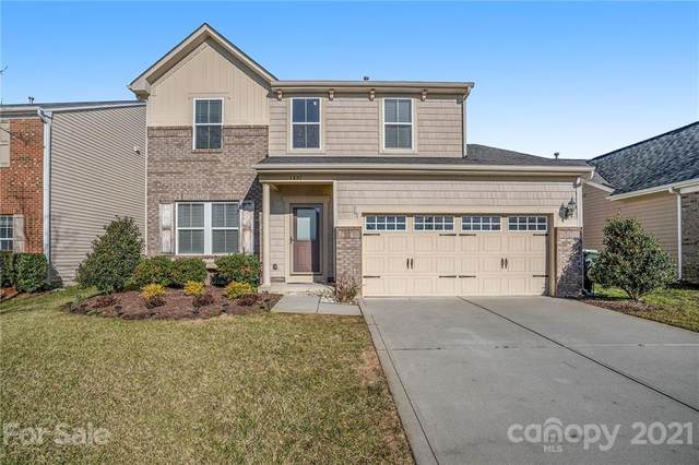 1481 Astoria Lane NW, Concord, NC 28027 (#3703404) :: Home and Key Realty