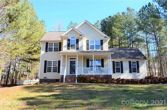 3674 Lake Bluff Drive, Sherrills Ford, NC 28673 (#3703429) :: Home and Key Realty