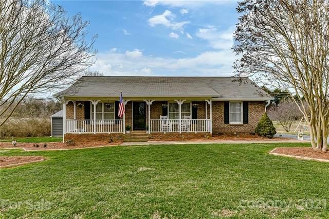 2915 Austin Chaney Road, Monroe, NC 28110 (#3703680) :: Burton Real Estate Group