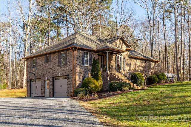 5013 Oak Estates, Bessemer City, NC 28016 (#3703705) :: Burton Real Estate Group