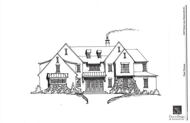16207 Henry Lane #2, Huntersville, NC 28078 (#3703829) :: LePage Johnson Realty Group, LLC