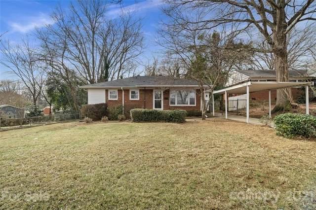 2546 Elkwood Circle, Charlotte, NC 28205 (#3704290) :: Burton Real Estate Group