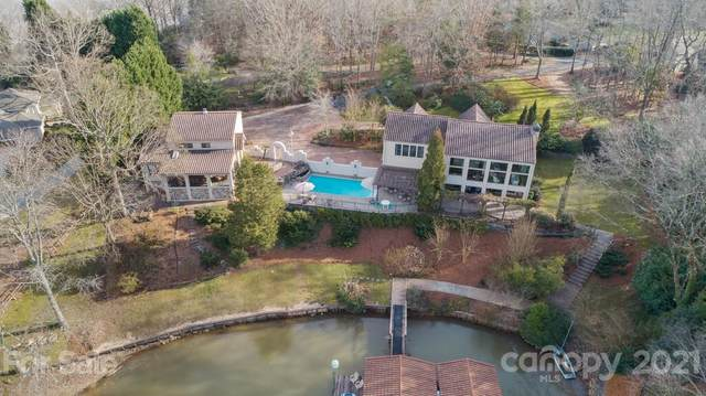 88 Hamilton Woods Court, Lake Wylie, SC 29710 (#3704353) :: The Ordan Reider Group at Allen Tate