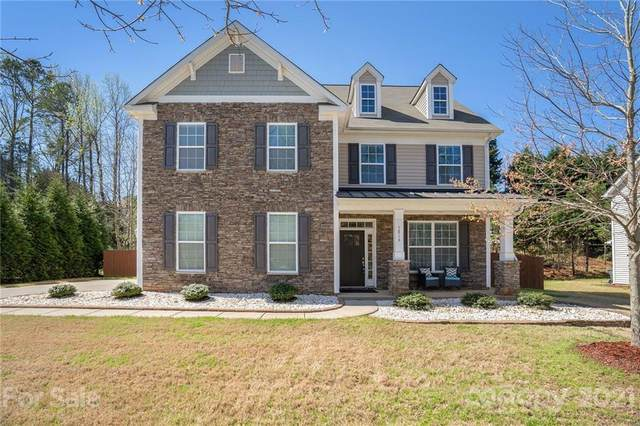 5816 Mcdowell Run Drive, Huntersville, NC 28078 (#3704386) :: Ann Rudd Group