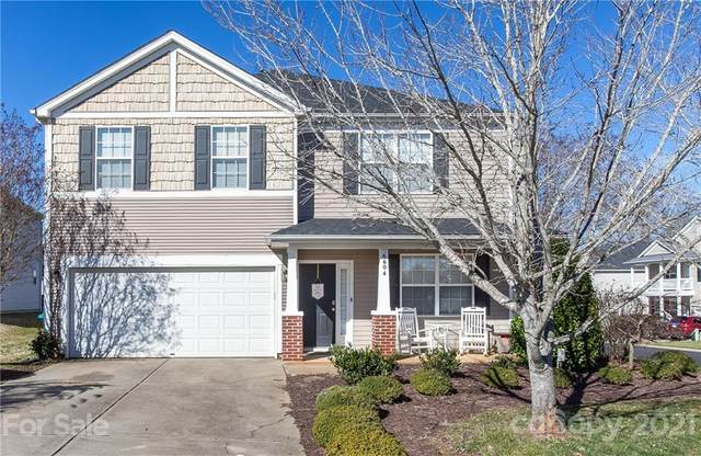 6604 Affirmed Court, Harrisburg, NC 28075 (#3704397) :: Bigach2Follow with Keller Williams Realty