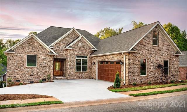 3793 NE Sarazen Court, Conover, NC 28613 (#3704720) :: Carlyle Properties