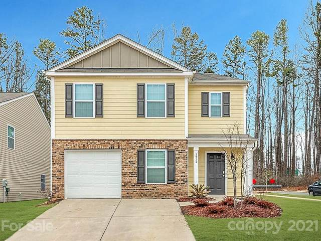 5531 Tumbling Brook Lane, Charlotte, NC 28216 (#3704854) :: Burton Real Estate Group