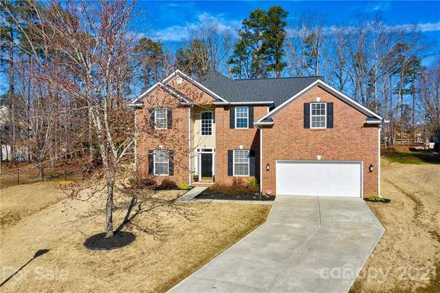 2002 Red Carpet Court, Indian Trail, NC 28079 (#3704925) :: Burton Real Estate Group