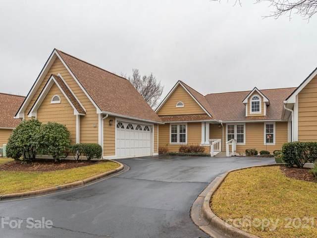 401 Woodlea Court, Asheville, NC 28806 (#3704942) :: High Performance Real Estate Advisors