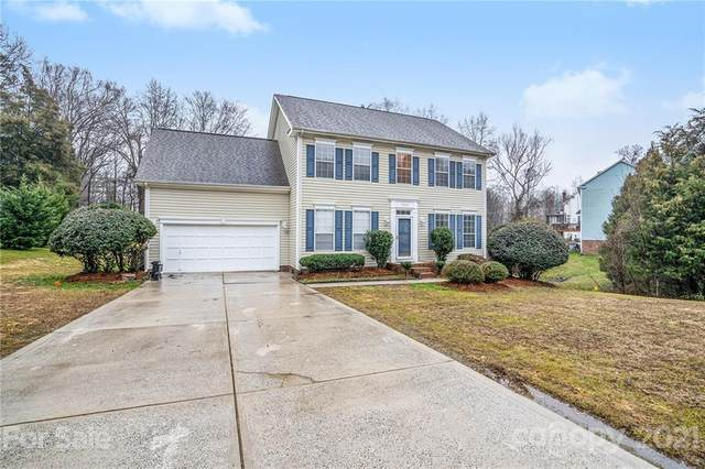 12445 Woodbend Drive #49, Matthews, NC 28105 (#3705168) :: Keller Williams South Park