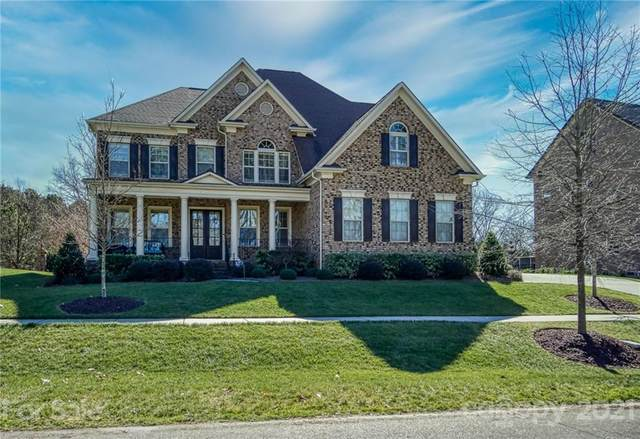 8005 Tosomock Lane, Huntersville, NC 28078 (#3705216) :: Love Real Estate NC/SC
