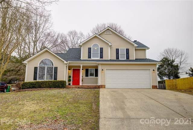 2501 Haybrook Lane, Charlotte, NC 28262 (#3705281) :: DK Professionals Realty Lake Lure Inc.