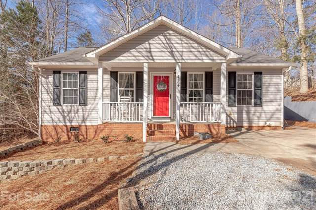 124 Stately Pines Drive, Troutman, NC 28166 (#3706572) :: Bigach2Follow with Keller Williams Realty