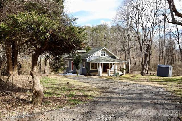 401 Big Cove Road, Candler, NC 28715 (#3706875) :: Besecker Homes Team