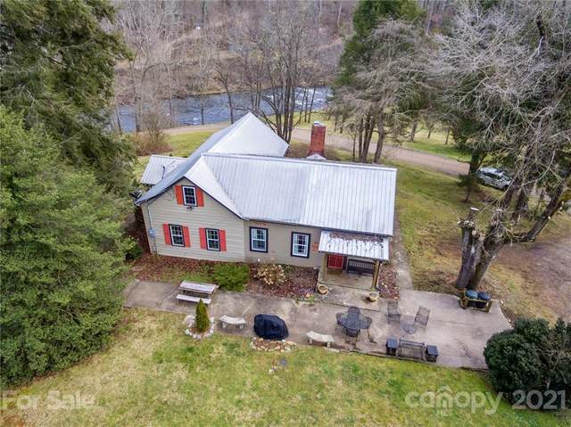 600 Pigeon Ford Road, Canton, NC 28716 (MLS #3706889) :: RE/MAX Journey