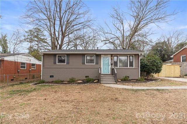 2822 Shamrock Drive, Charlotte, NC 28205 (#3707040) :: Home and Key Realty