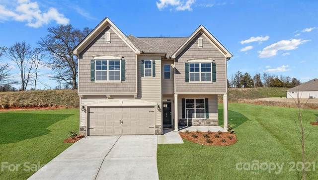 2112 Houle Lane #89, Charlotte, NC 28214 (#3707061) :: Briggs American Homes