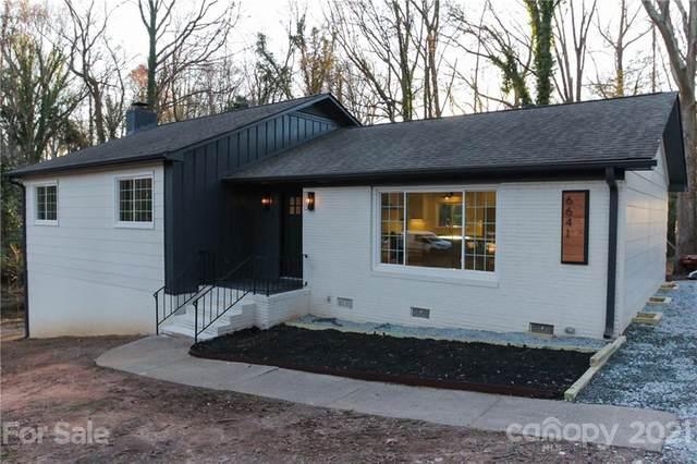6641 Lakeside Drive, Charlotte, NC 28215 (#3707114) :: Keller Williams South Park