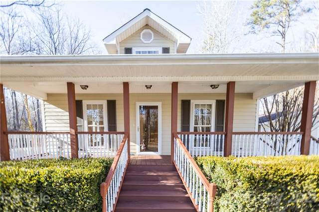 2839 Sulphur Springs Road, Hiddenite, NC 28636 (#3707124) :: Willow Oak, REALTORS®