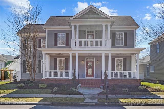 14137 Bankside Drive, Huntersville, NC 28078 (#3707290) :: Burton Real Estate Group