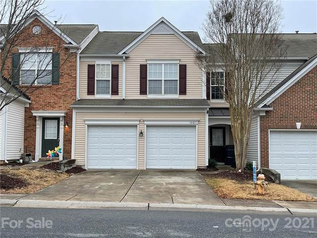 10011 Garrison Watch Avenue #169, Charlotte, NC 28277 (#3707323) :: Odell Realty