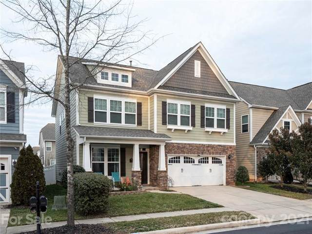 1103 Saratoga Boulevard, Indian Trail, NC 28079 (#3707771) :: High Performance Real Estate Advisors
