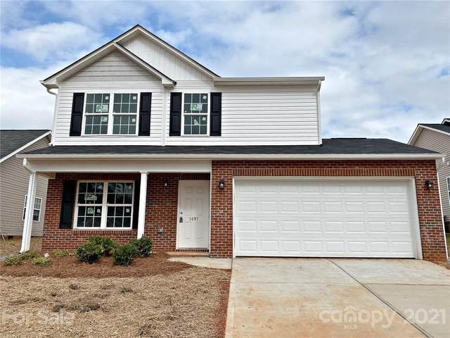 1497 Mayfair Drive, Conover, NC 28613 (#3708098) :: Bigach2Follow with Keller Williams Realty