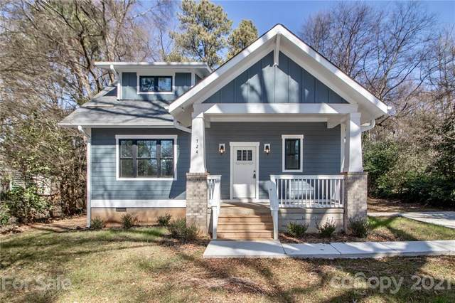 724 Seldon Drive, Charlotte, NC 28216 (#3708288) :: High Performance Real Estate Advisors