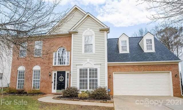 15908 Gathering Oaks Drive, Huntersville, NC 28078 (#3708670) :: Burton Real Estate Group