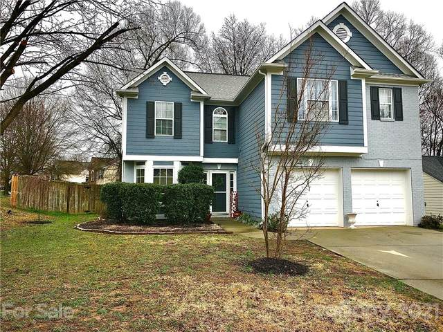 7625 Henderson Park Road, Huntersville, NC 28078 (#3708780) :: Ann Rudd Group